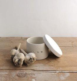 Atelier Trema Pot à ail Atelier Trema Blanc