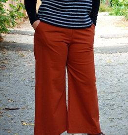 Annie 50 Pantalon 3/4 Gabrielle AH2021 Annie 50 Orange