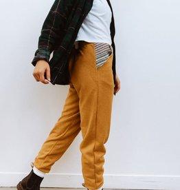 Cultivées Pantalon Alexandre AH2021 Cultivées Jaune
