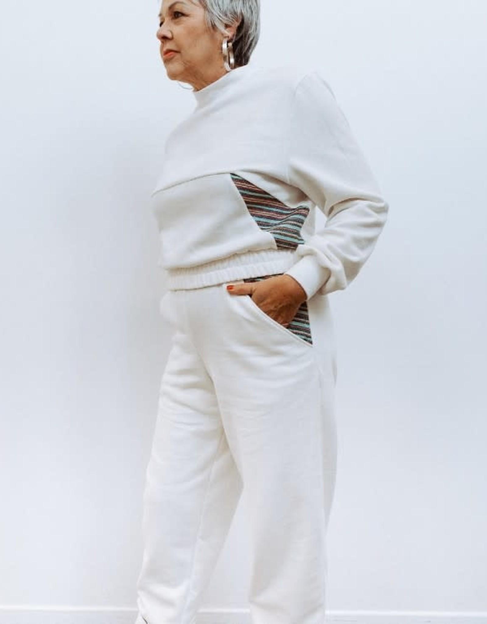 Cultivées Pantalon Alexandre AH2021 Cultivées Blanc