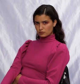 RightfulOwner Jersey Turtleneck AH2021 Rightful Owner Pink