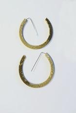 Bijoux Pepine Boucles d'oreilles Ouroboros Bijoux Pépine Matcha