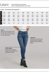 Yoga Jeans High Rise Pull-On Skinny 2002 Yoga Jeans Black