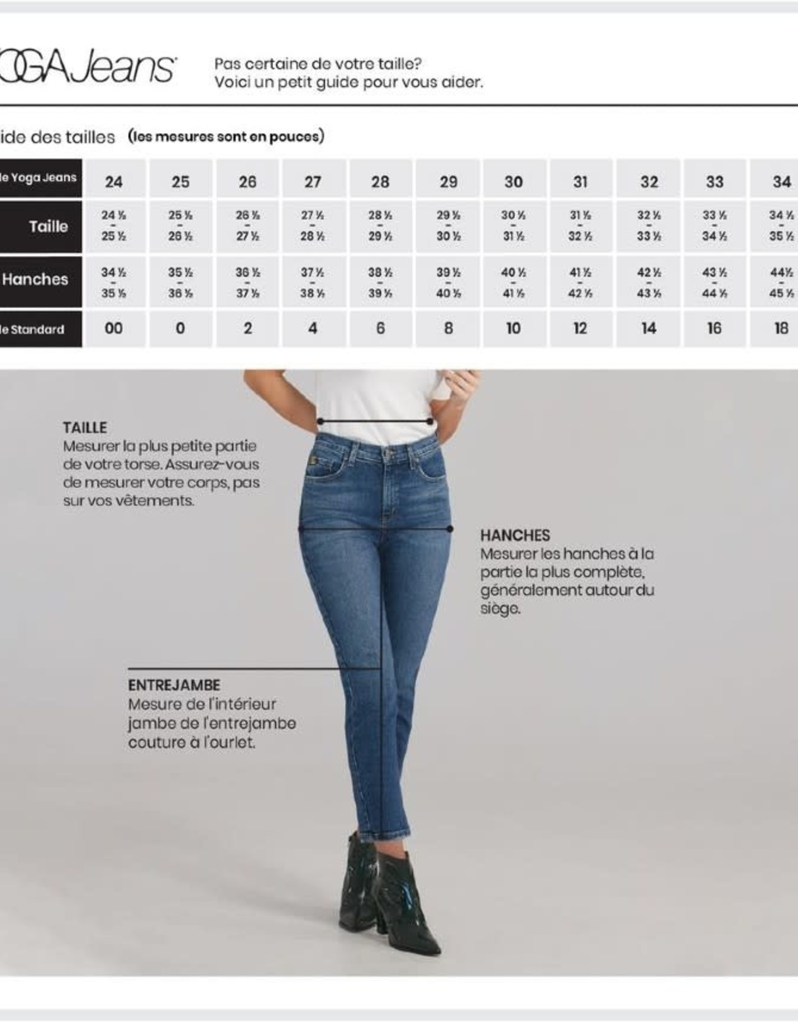 Yoga Jeans High Rise Pull-On Skinny 2002 Yoga Jeans