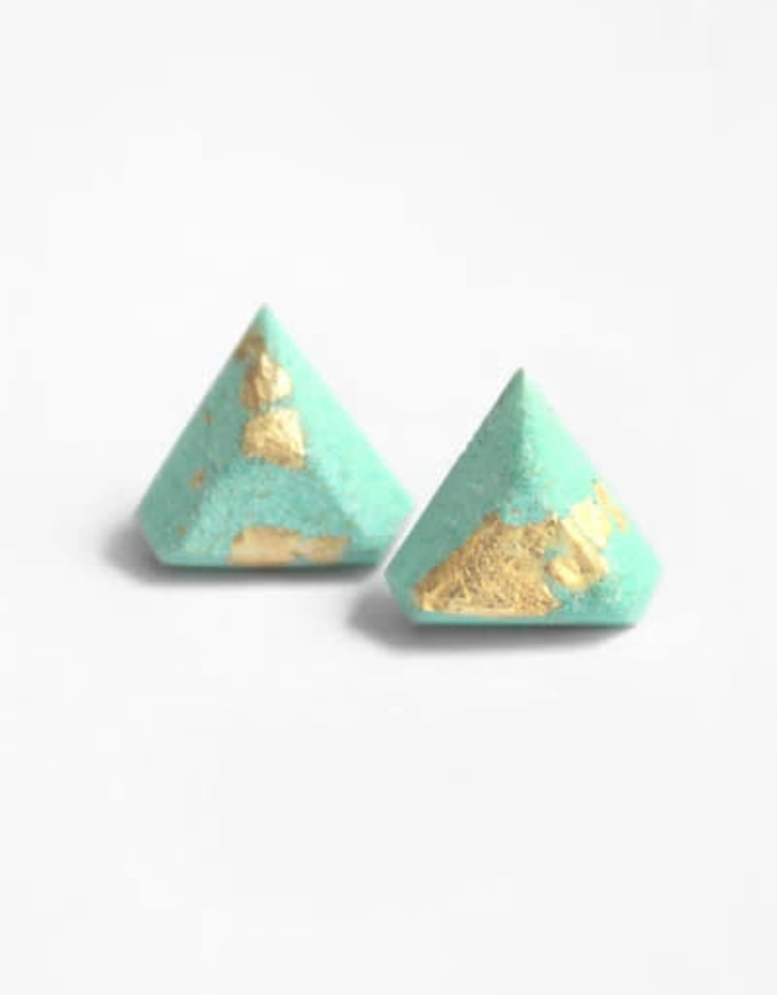 Bijoux Pepine Boucles d'oreilles Diamant Bijoux Pépine Menthe