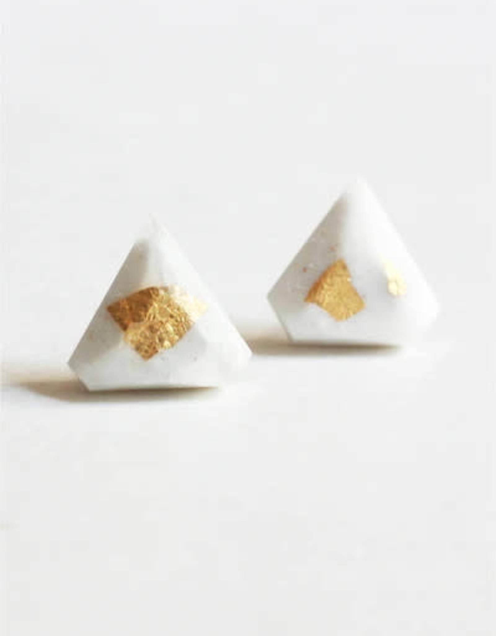 Bijoux Pepine Boucles d'oreilles Diamant Bijoux Pépine Blanc