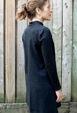 Les Coureurs de Jupons Robe/ Tunique Trapèze AH1718 Les Coureurs de Jupons Noir