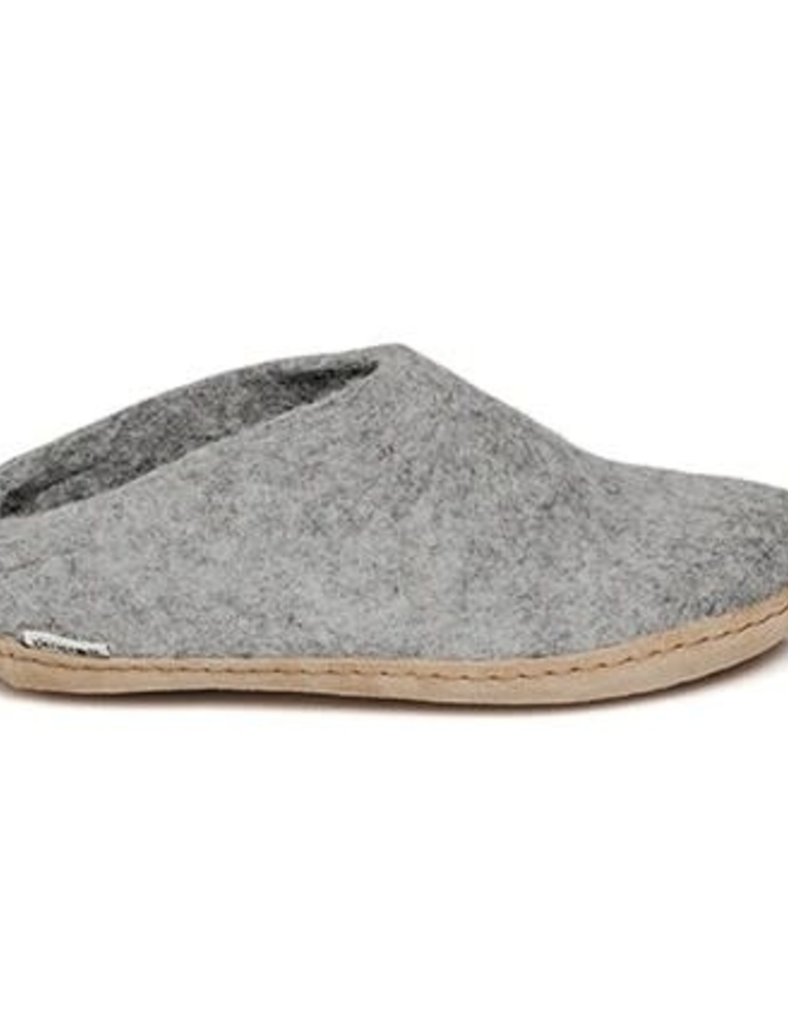 Glerups Pantoufles Glerups Grey