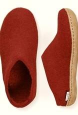 Glerups Pantoufles Glerups Red
