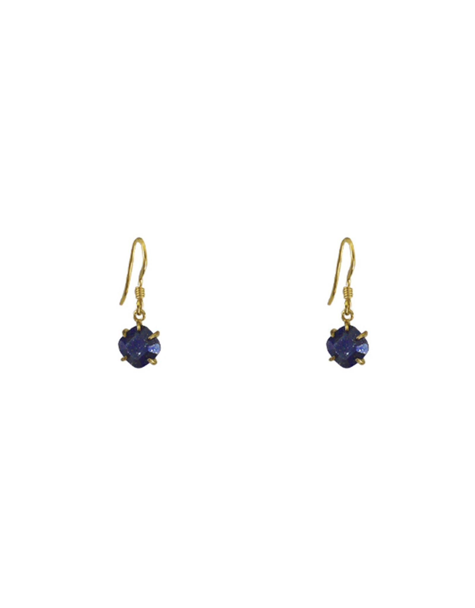 Lost & Faune BO Pierres semi-précieuses AH2021 Lost & Faune Or Lapis Lazuli