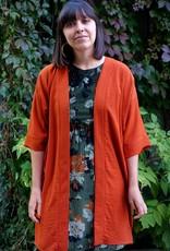 Annie 50 Kimono Amélie AH2021 Annie 50 Orange