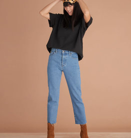 Yoga Jeans Classic Rise Slim Cropped 1690 AH2021 Coco Yoga Jeans