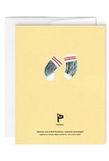 Paperole Carte de souhait Paperole Baby