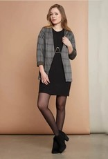 Cherry Bobin Jacket Elm AH2021 Cherry Bobin Carreaux Gris et Moutarde