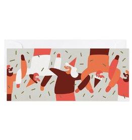 Paperole Carte de souhait Paperole Danse en ligne