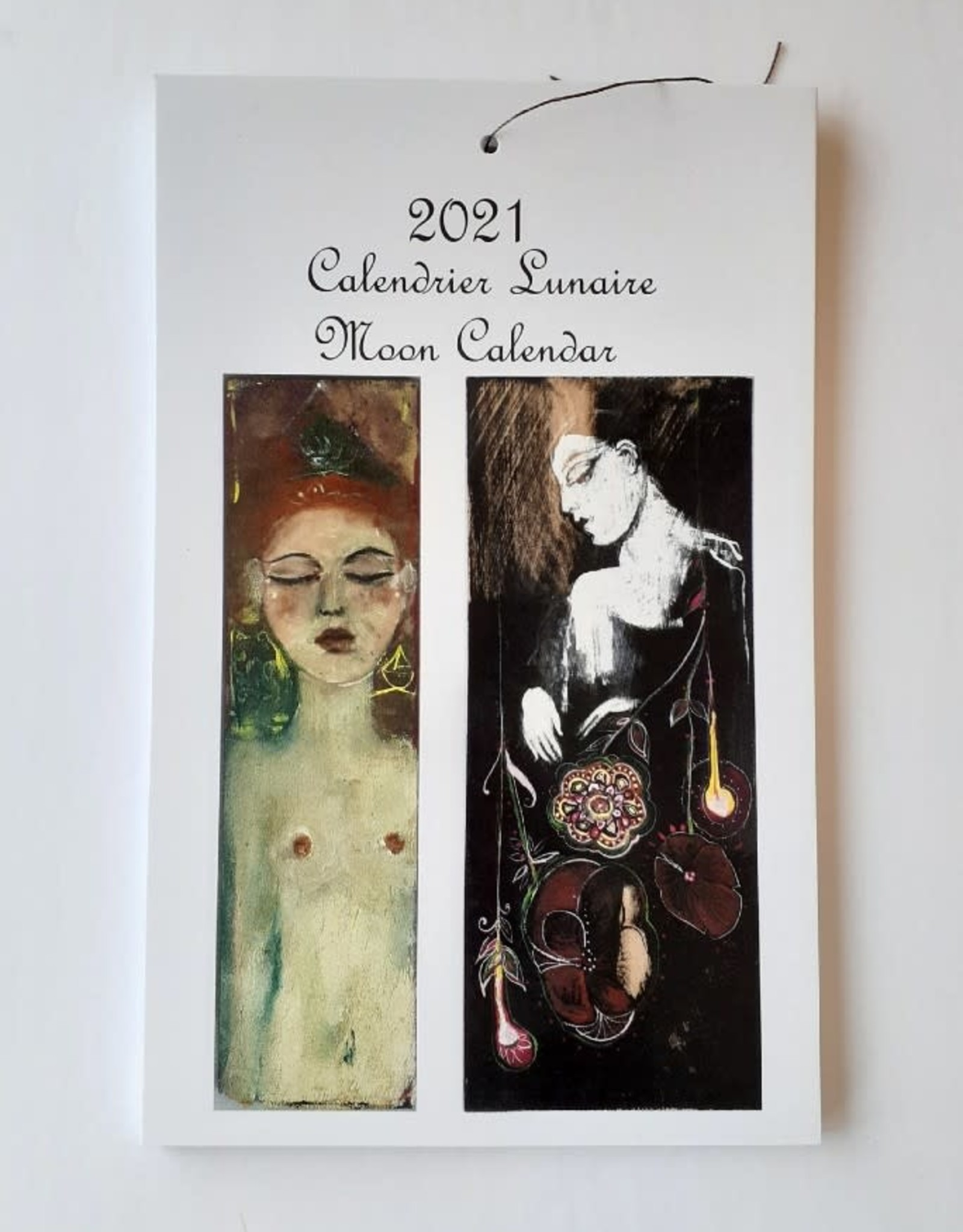 Art Nomade Calendrier lunaire 2021 Art Nomade
