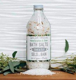 Dot and Lil Sels de bain Dot & Lil Eucalyptus & Lime