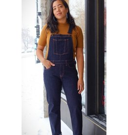 Naked and Famous The Overalls Naked & Famous Stretch Selvedge Indigo