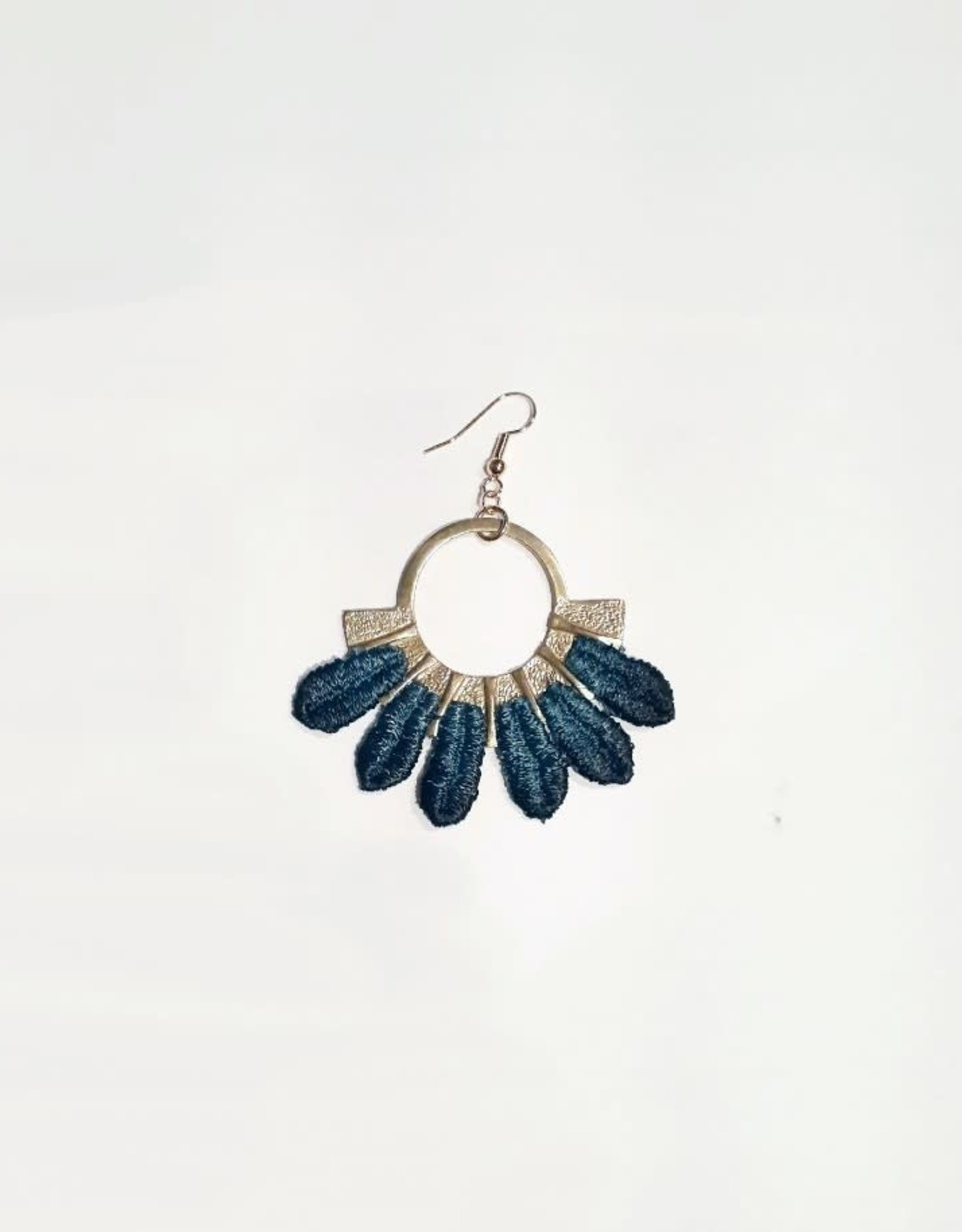 This Ilk Boucles d'oreilles Mojave This Ilk Teal