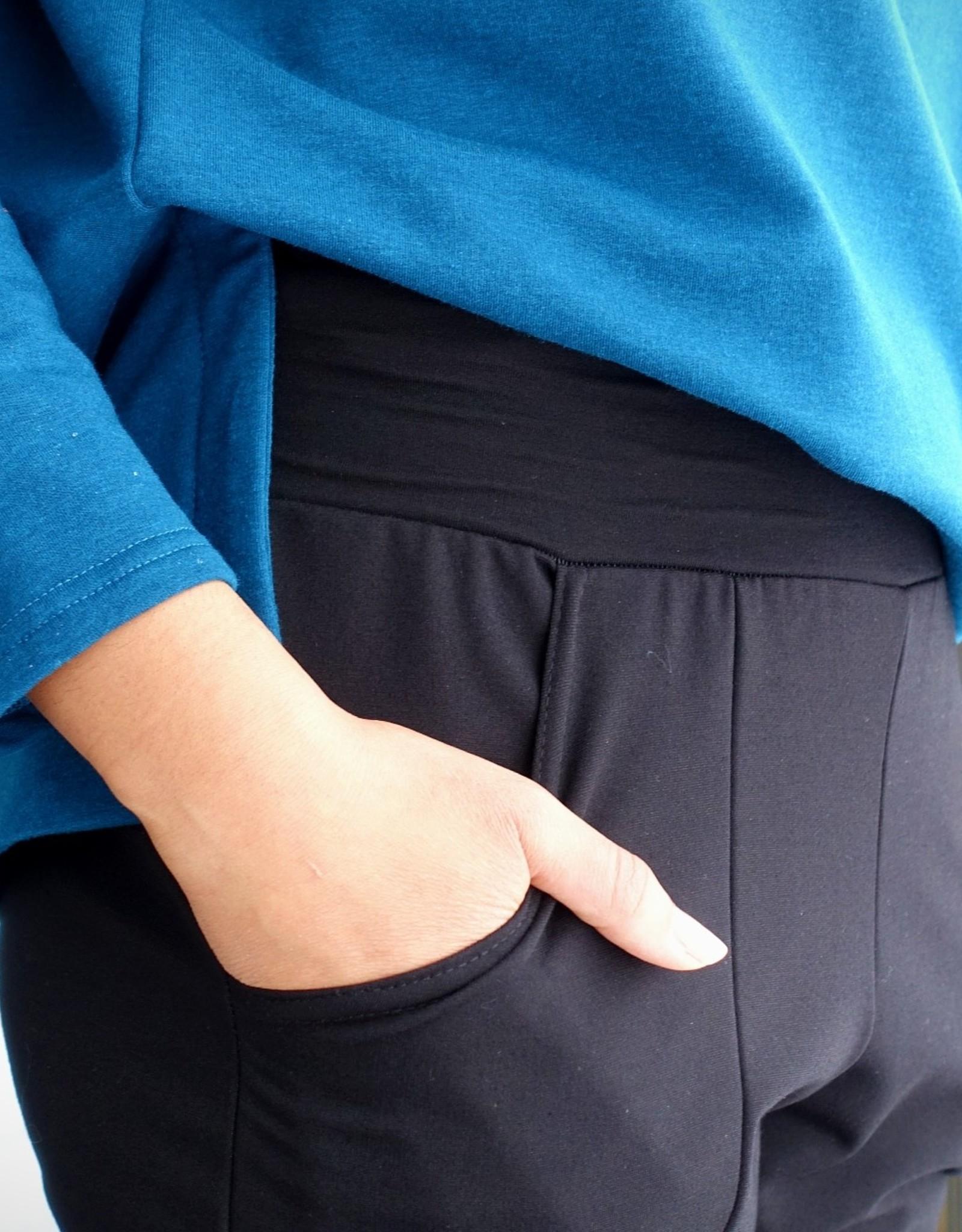 Les Coureurs de Jupons Le Pantalon AH2021 Les Coureurs de Jupons Noir