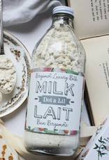Dot and Lil Lait de bain Dot & Lil Bergamote