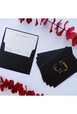 Les Coureurs de Jupons Carte-cadeau (de 25$ à 500$) Les Coureurs de jupons