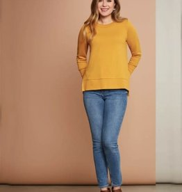Cherry Bobin Chandail Citrine AH2021 Cherry Bobin Fleece jaune