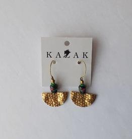 Kazak Boucles d'oreilles Lenox AH2021 Kazak Noir