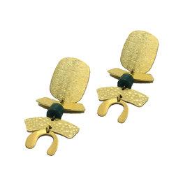 Kazak Boucles d'oreilles Madawaska PE21 Kazak Foret
