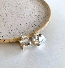 La Manufacture Boucles d'oreilles Suzanne Petite La Manufacture Argent