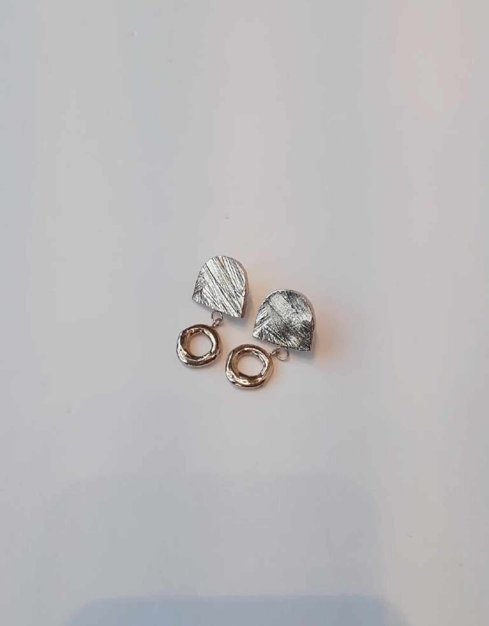 Marmod8 Boucles d'oreilles D-Donuts Marmod8 Bronze