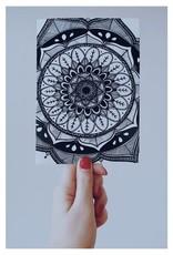 Mandalove by Florence Carte Mandalove Mandala