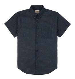 Naked and Famous Easy Shirt PE21 Naked & Famous Japan Poplin Heritage Indigo