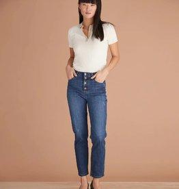 Yoga Jeans High Rise Slim Emily 2077 PE21 Yoga Jeans Cabo