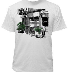 Tresnormale T-Shirt Homme Tresnormale Tokyo Blanc