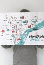 Paperole Map Paperole Montréal Top 100 Boire et Manger