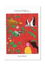 Paperole Carte postale Paperole Biodôme