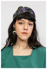 Kazak Boucles d'oreilles Marsala PE20 Kazak Vert