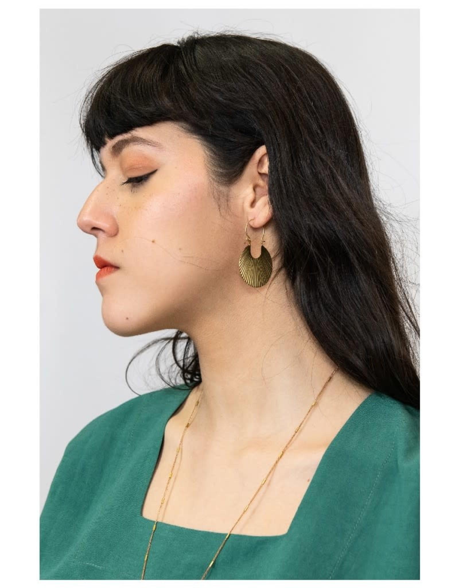 Kazak Boucles d'oreilles Ste-Apolline PE21 Kazak