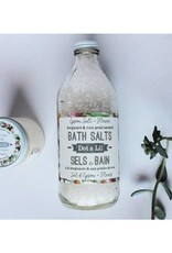 Dot and Lil Sels de bain Dot & Lil Bergamote & Rose
