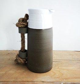 Atelier Trema Pichet & Corde de manille Atelier Trema Gris