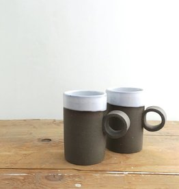 Atelier Trema Tasse Cylindre (petite) Atelier Trema Gris