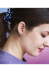 Lost & Faune Boucles d'oreilles Tiges simples Lost & Faune PE21 Argent