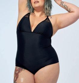 Selfish Swimwear Maillot one piece Michelle PE21 Selfish Swimwear Noir