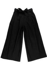 Naked and Famous Wide Pant PE21 Naked & Famous Cotton Typewriter Black