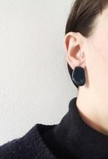 CartoucheMTL Boucles d'oreilles Inès CartoucheMTL Émeraude