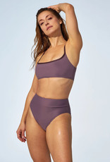 Selfish Swimwear Beatrice Haut de bikini Selfish Swimwear PE21 Mauve