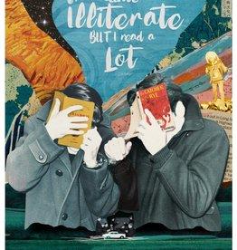 DRÉA Collage Affiche 8.5X11 Read without teacher Dréa Collage