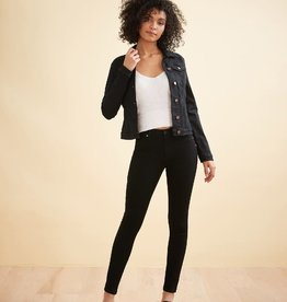 Yoga Jeans Classic Rise Skinny Rachel 2165 Yoga Jeans Black