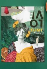 DRÉA Collage Affiche 8.5X11 Klimt From Mars Dréa Collage